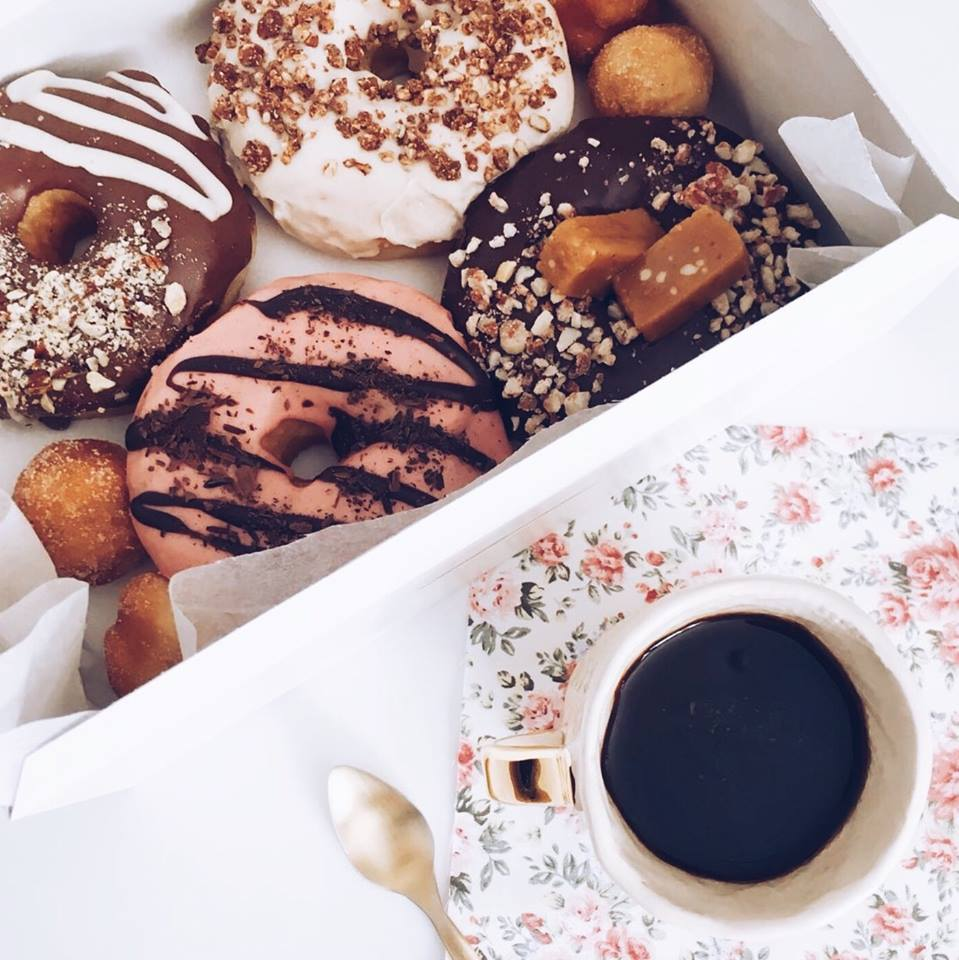 Donuts veganos en Madrid