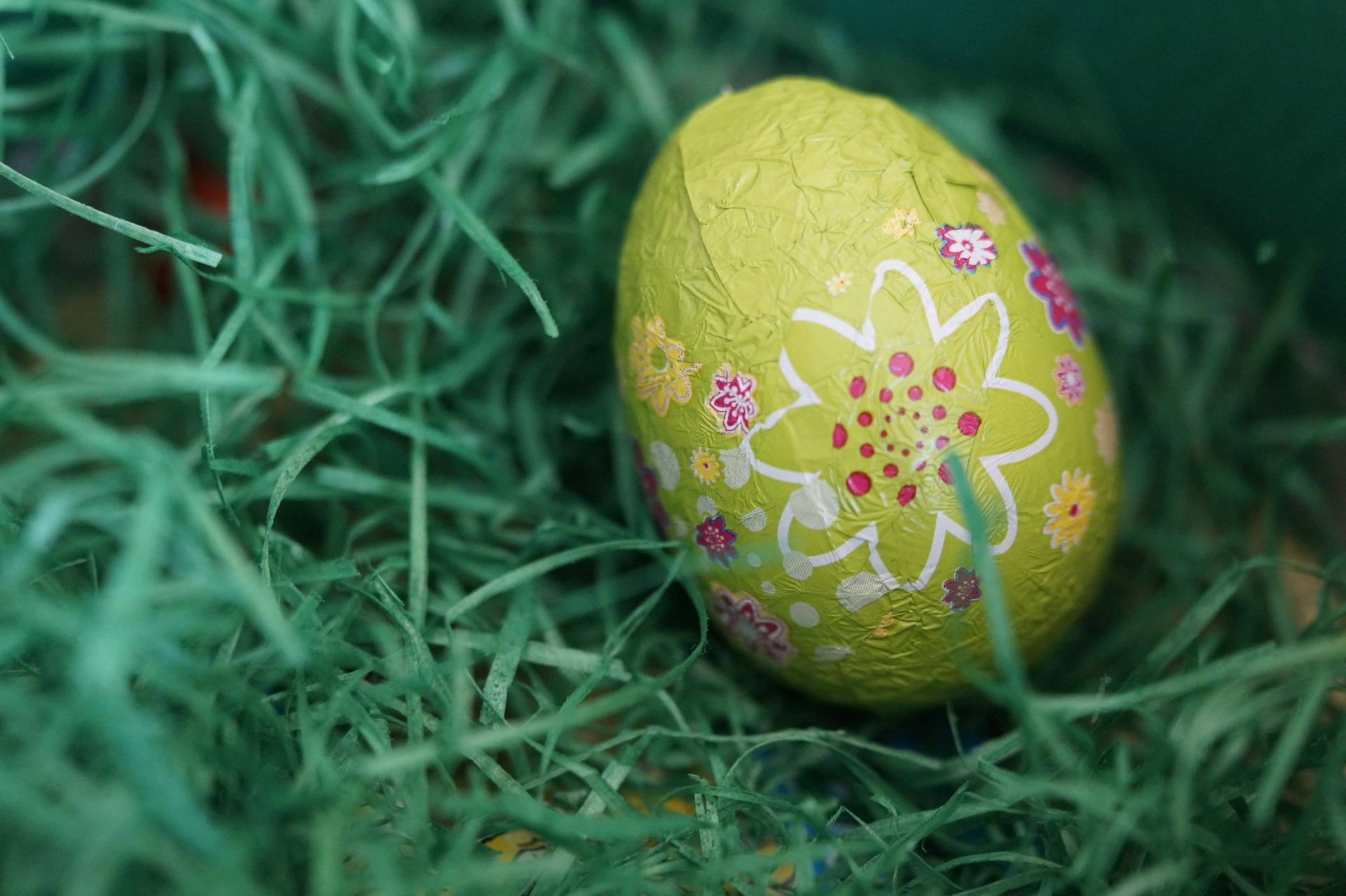 Dulces y postres veganos de Pascua