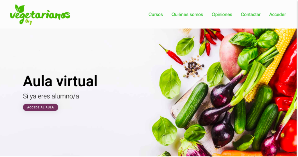 Vegetarianos.org