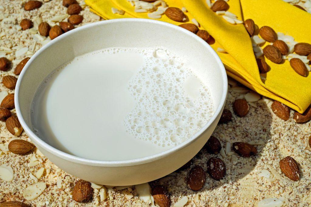 Curso de leches vegetales
